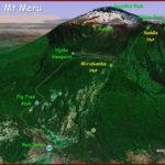 3 Days Mt Meru Trekking
