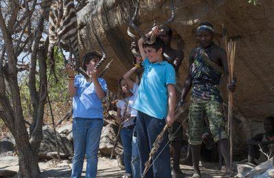 Tanzania Family Trip at Lake Eyasi