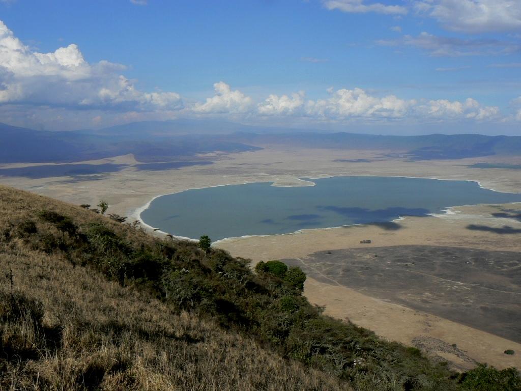 The Highlands of Ngorongoro Crater Walk