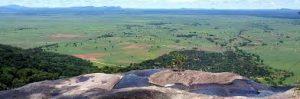 Olmoti Crater at Ngorongoro